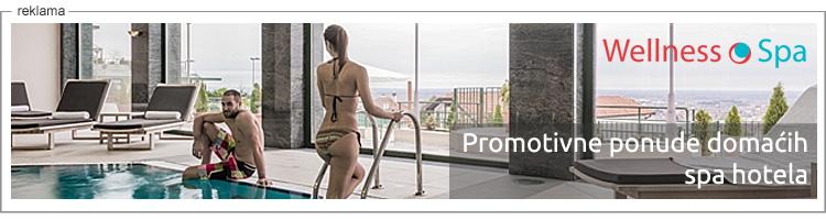 Wellness & Spa hoteli Srbije