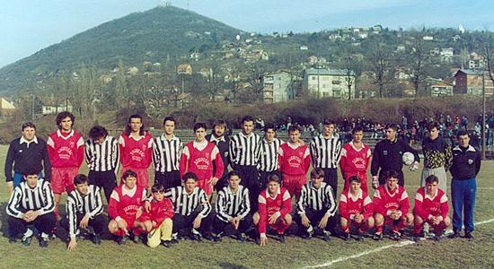 Sa utakmice Vršac - Partizan